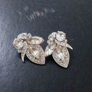 Vintage Eisenberg Ice earrings